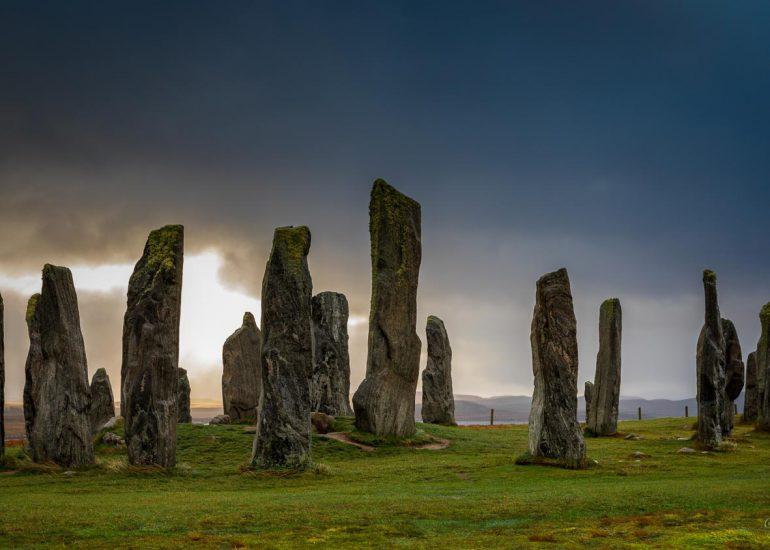 Callanish Stones, Lewis Island, Scotland