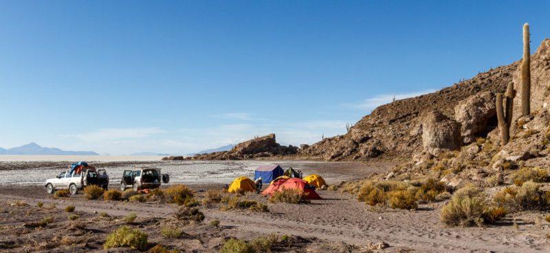 Isla del Pescado, Salar de Uyuni, Bolivia