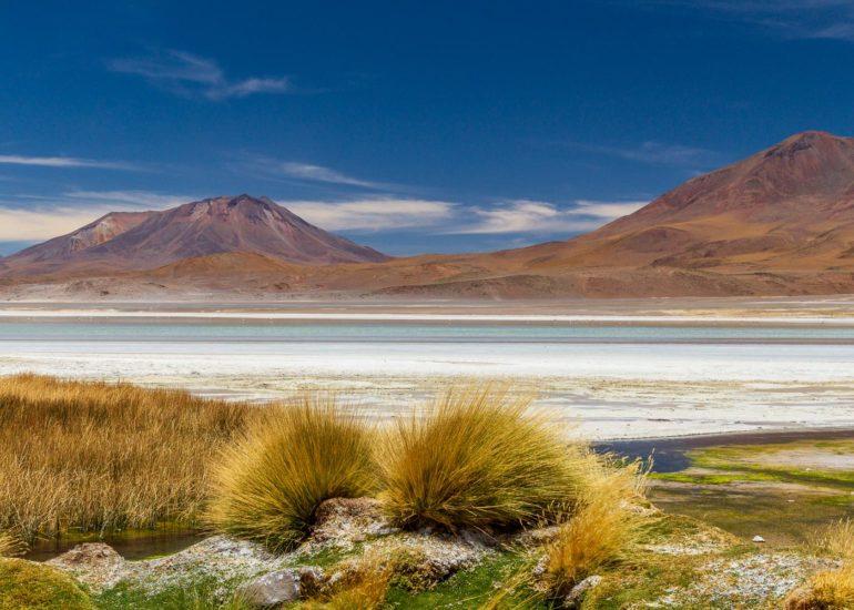 Laguna Ramaditas, Ruta de las Joyas, Bolivia