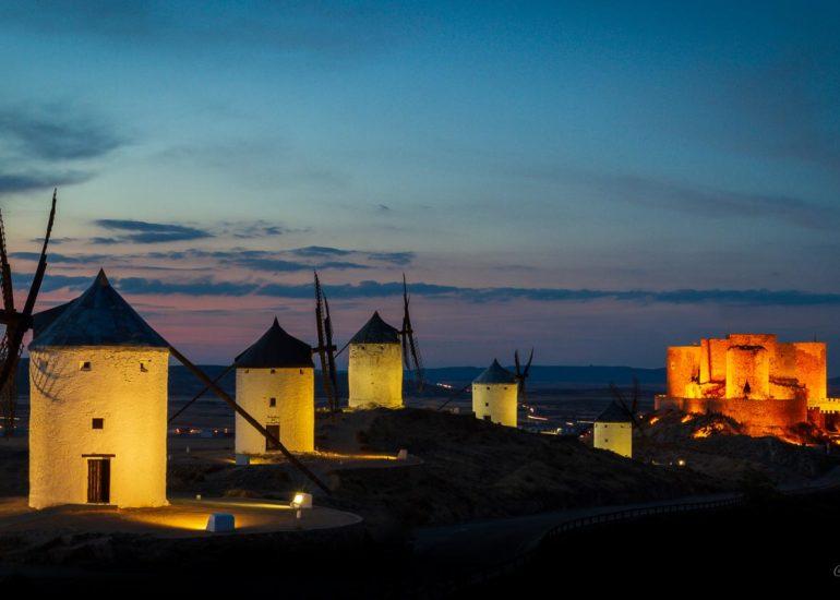 La Mancha Windmills