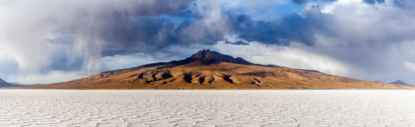 Tunupa Volcano, Salar de Uyuni, Bolivia