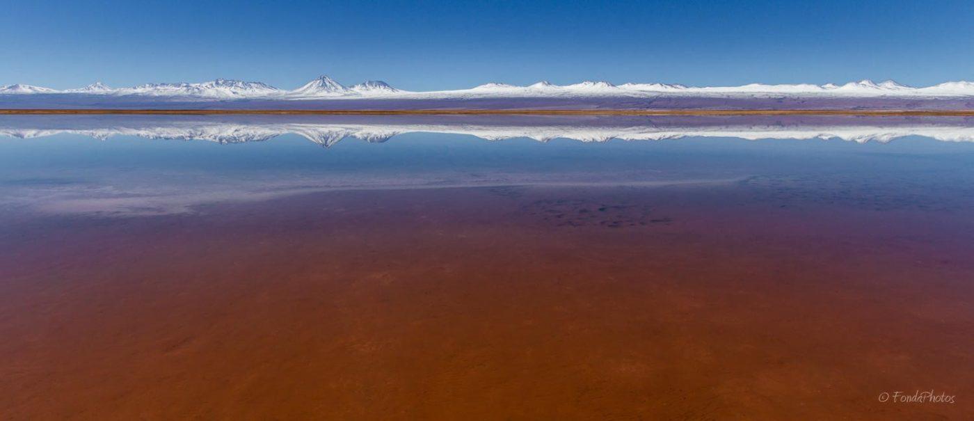 Laguna Tebinquiche, Salar de Atacama