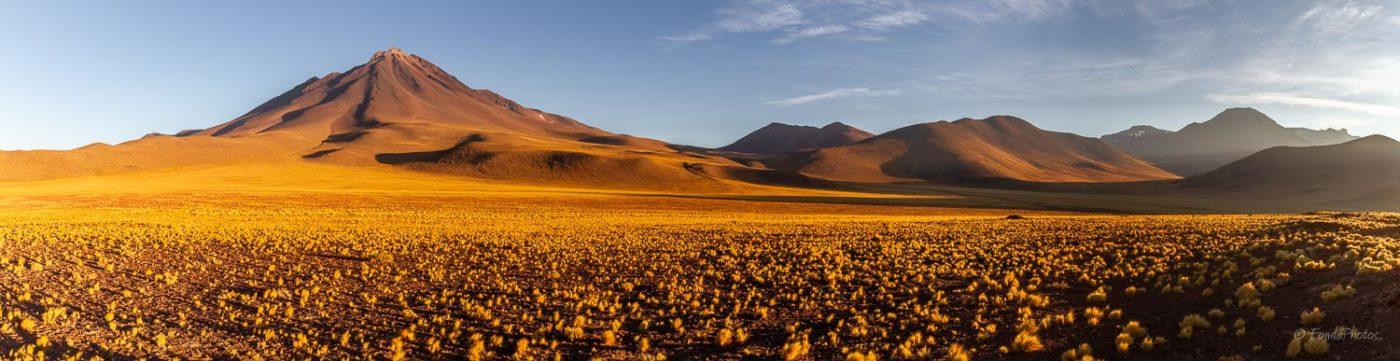 Volcano Miñiques, Los Flamencos National Reserve