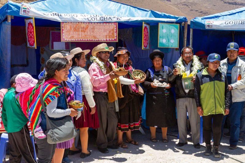 Chuvica, Salar de Uyuni, Bolivia