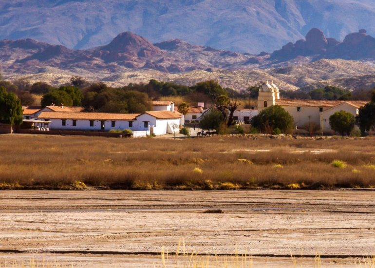 Molinos, South of Salta, NOA, Argentina