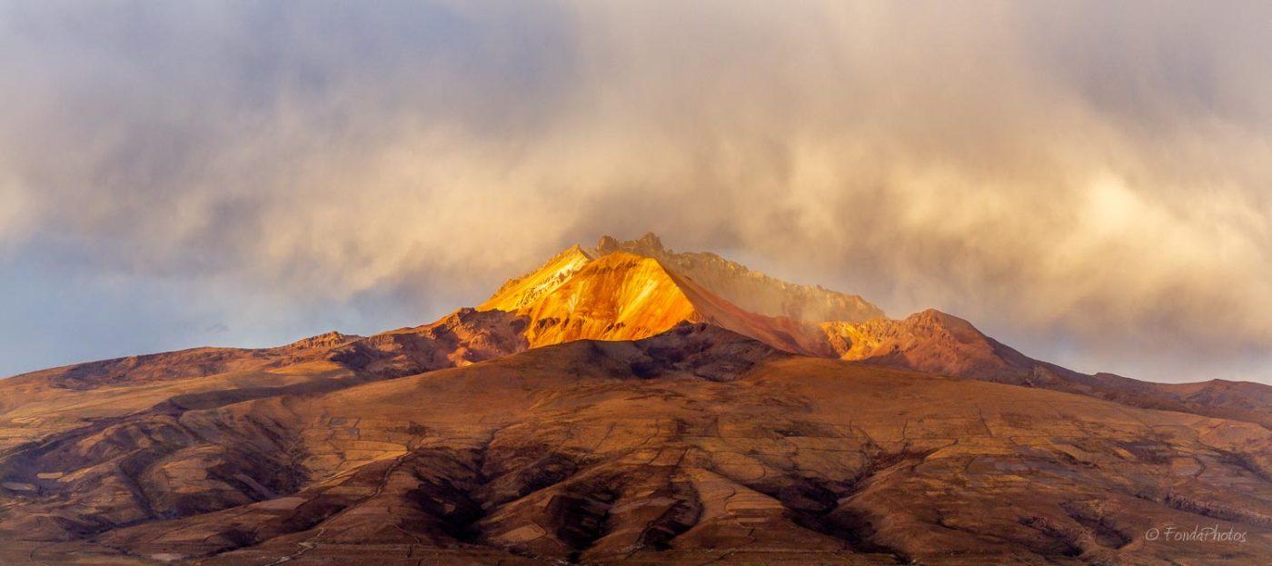 Tunupa Volcano, Bolivia