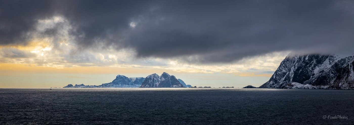 Mosken and Vaeroya, Lofoten Islands