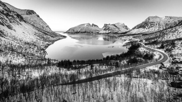 Bergsfjord, Senja