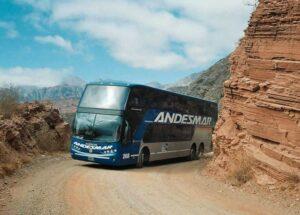 Andesmar Bus, Paso de Jama