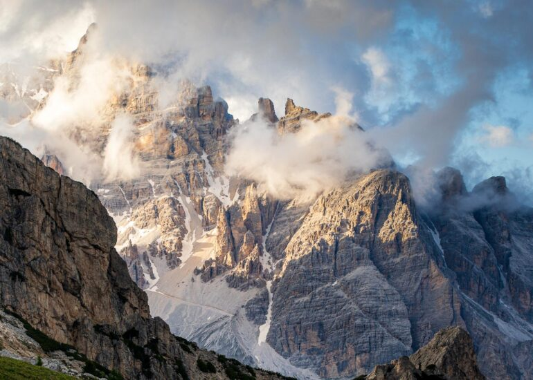Tofana di Mezzo, Dolomites